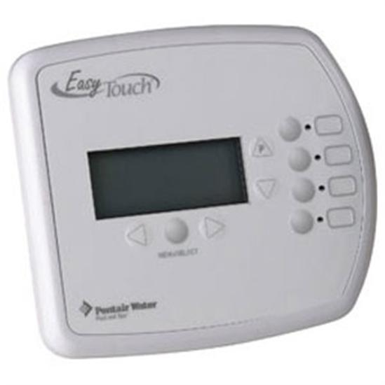 Pentair EasyTouch Indoor Control Panel for 4 Circuit Systems-Aqua Supercenter Outlet - Discount Swimming Pool Supplies