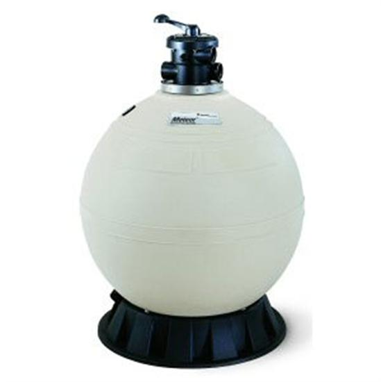 Pentair Meteor TM Sand Filter Black - 37.5 GPM-Aqua Supercenter Outlet - Discount Swimming Pool Supplies