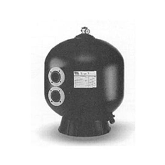 "Pentair PacFab 36"" Triton TR140C-3 In Ground Black Sand Filter-Aqua Supercenter Outlet - Discount Swimming Pool Supplies"