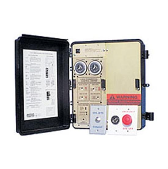 Pentair PacFab Commercial Pool And Spa Control System - 115-23V-Aqua Supercenter Outlet - Discount Swimming Pool Supplies