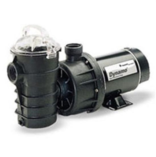 "Pentair PacFab Dynamo Pump 1.5HP 115V With 3' Cord - 1.5"" FTP-Aqua Supercenter Outlet - Discount Swimming Pool Supplies"
