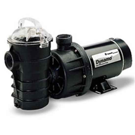 "Pentair PacFab Dynamo Pump 1HP 115V - 1.5"" FTP-Aqua Supercenter Outlet - Discount Swimming Pool Supplies"