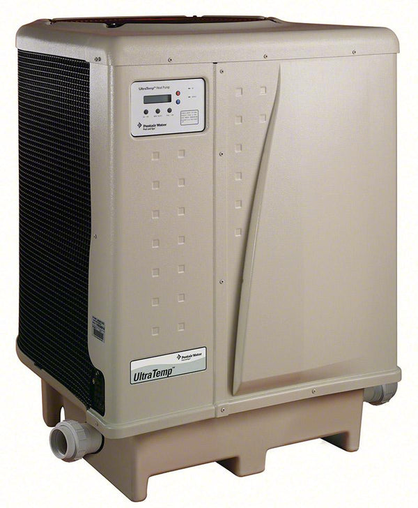 Pentair UltraTemp 120 Pool Heat Pump 127,000 BTU - Almond Color - 460933-Aqua Supercenter Outlet - Discount Swimming Pool Supplies