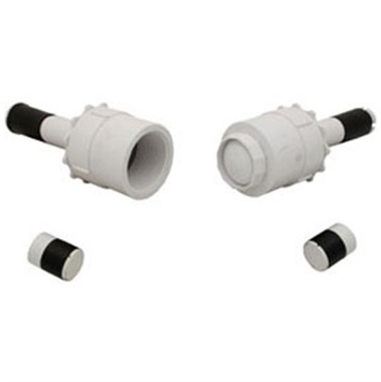 "Polaris 1"" Stub Pipe Connection Kit - 91008002-Aqua Supercenter Outlet - Discount Swimming Pool Supplies"