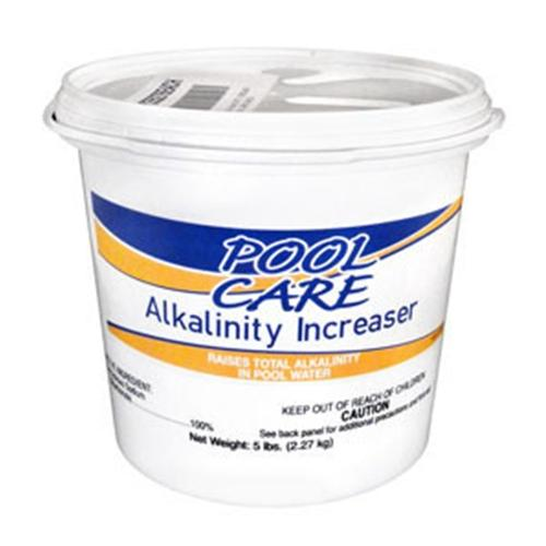 Pool Care Total Alkalinity Increaser - 25 lb Pail-Aqua Supercenter Outlet - Discount Swimming Pool Supplies