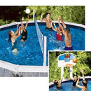 Pool Jam Above-Ground Volleyball - Basketball Combo-Aqua Supercenter Outlet - Discount Swimming Pool Supplies