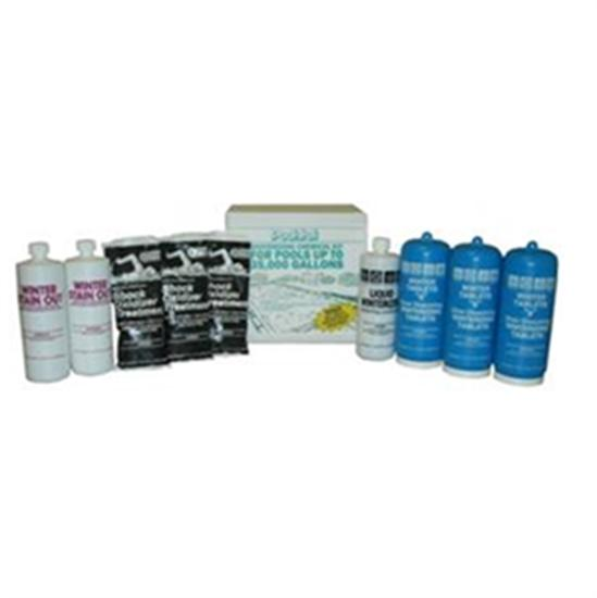 Pool Trol Winter Kit for 35,000 gallons-Aqua Supercenter Outlet - Discount Swimming Pool Supplies