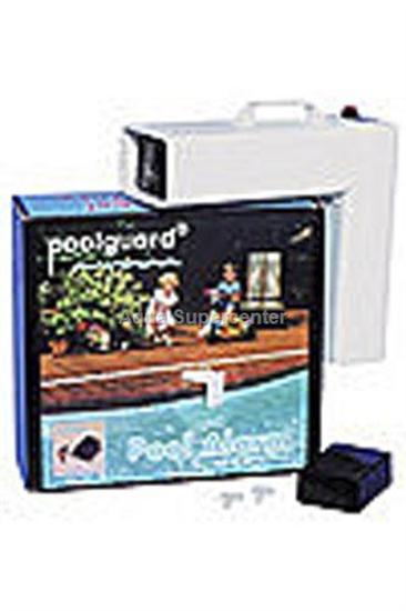 Poolguard Inground Pool Alarm with Remote Receiver-Aqua Supercenter Outlet - Discount Swimming Pool Supplies