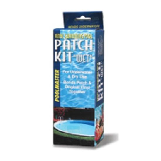 "Poolmaster Vinyl Swimming Pool Patch Kit ""Wet"" - 2 oz.-Aqua Supercenter Outlet - Discount Swimming Pool Supplies"