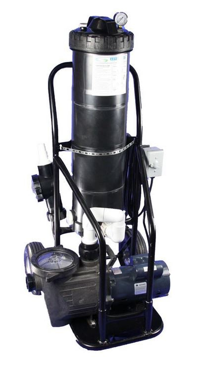 Advantage Portable Vacuum System