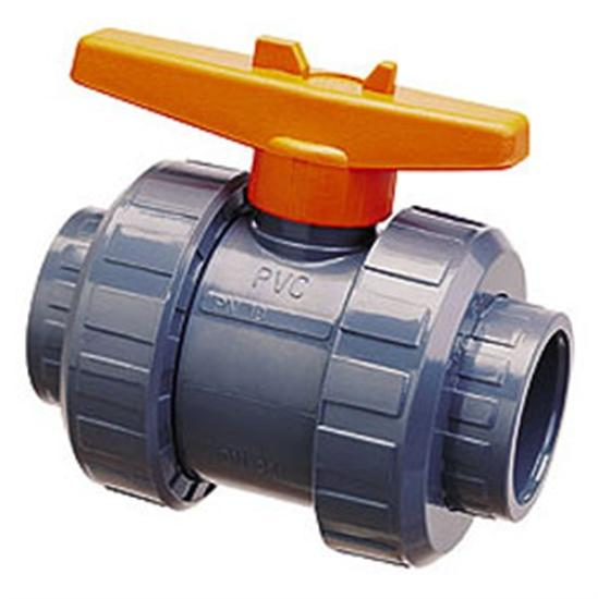 "Praher 2"" SKT Economy True Union Ball Valve - S6 Series-Aqua Supercenter Outlet - Discount Swimming Pool Supplies"