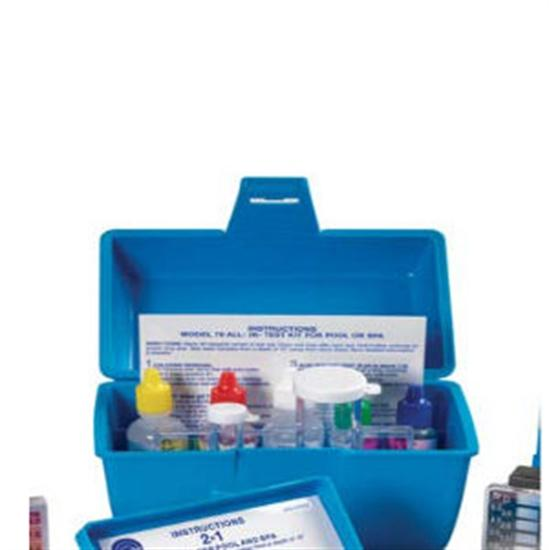 Rainbow 78HR All-In-One Test Kit-Aqua Supercenter Outlet - Discount Swimming Pool Supplies
