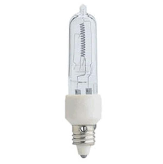 Replacement Light Bulb 100W Mini Candelabra Halogen 120V-Aqua Supercenter Outlet - Discount Swimming Pool Supplies