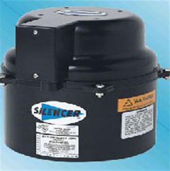 "Residential ""Silencer"" Spa Blower 1 HP 120V-Aqua Supercenter Outlet - Discount Swimming Pool Supplies"