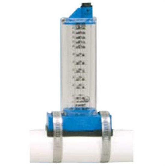 "RolaChem 2"" Top Mount Flowmeter-Aqua Supercenter Outlet - Discount Swimming Pool Supplies"