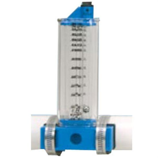 "RolaChem 8"" Side Mount Flowmeter-Aqua Supercenter Outlet - Discount Swimming Pool Supplies"