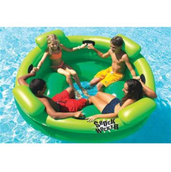 Shock Rocker Pool Float-Aqua Supercenter Outlet - Discount Swimming Pool Supplies