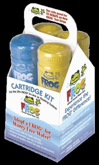 Spa Frog Cartridge Kit-Aqua Supercenter Outlet - Discount Swimming Pool Supplies