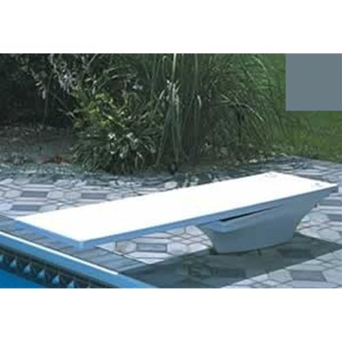 SR Smith 10' Flyte Deck II Stand with Jig - Pewter Gray-Aqua Supercenter Outlet - Discount Swimming Pool Supplies