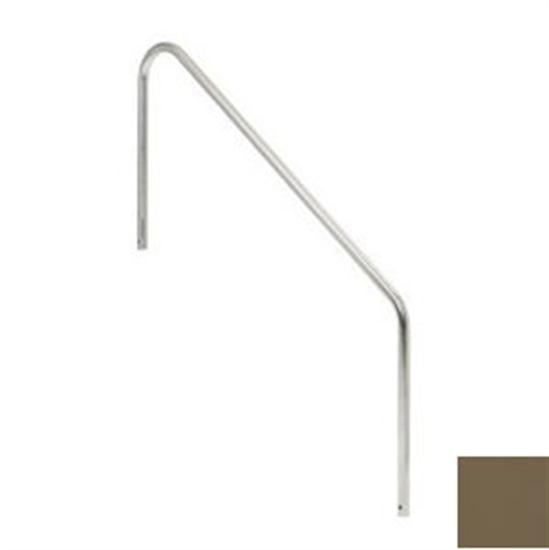 SR Smith 2 Bend 6' High Standard Length Hand Rail - Marine Grade-Aqua Supercenter Outlet - Discount Swimming Pool Supplies