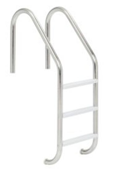 "SR Smith 24"" 4 Step Economy Ladder - Marine Grade and Elite Tread-Aqua Supercenter Outlet - Discount Swimming Pool Supplies"