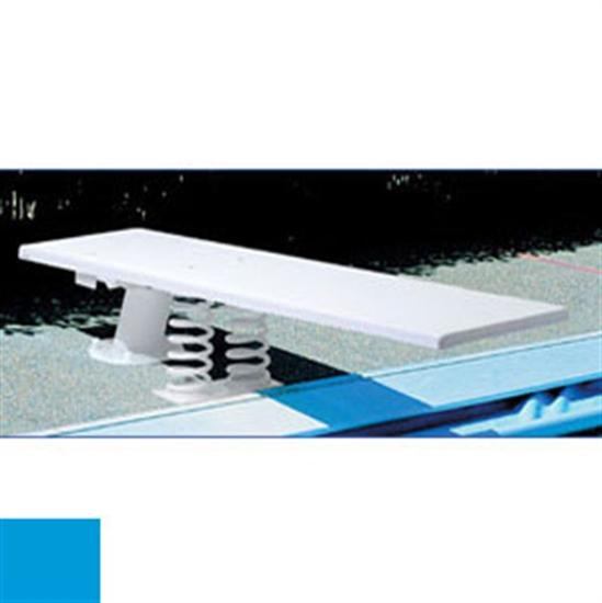 SR Smith 6' BAJA Acrylic Spring Diving Board - Marine Blue-Aqua Supercenter Outlet - Discount Swimming Pool Supplies