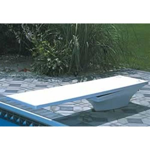 SR Smith 6' Flyte Deck II Stand with Jig - Radiant White-Aqua Supercenter Outlet - Discount Swimming Pool Supplies