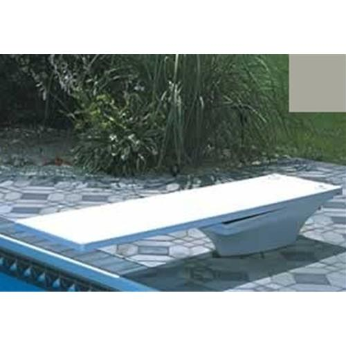 SR Smith 8' Flyte Deck II Stand with Jig - Silver Gray-Aqua Supercenter Outlet - Discount Swimming Pool Supplies