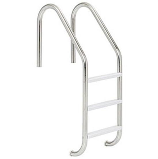 SR Smith Econo 3 Step Pool Ladder-Aqua Supercenter Outlet - Discount Swimming Pool Supplies
