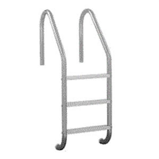 SR Smith Elite 3 Step Roll Out SS Pool Ladder-Aqua Supercenter Outlet - Discount Swimming Pool Supplies