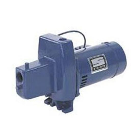 Sta-rite .75 HP Shallow Well Jet Pump-Aqua Supercenter Outlet - Discount Swimming Pool Supplies