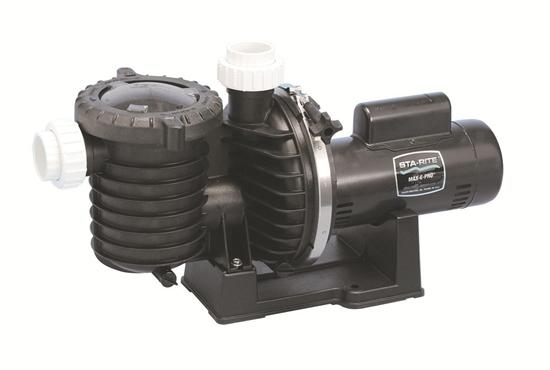 Sta-Rite Max-E-Pro 1.5 HP Energy Efficient Full Rated Pool Pump-Aqua Supercenter Outlet - Discount Swimming Pool Supplies