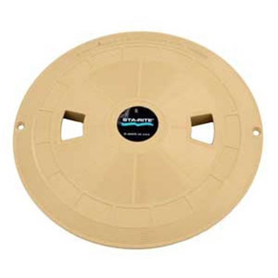 Sta Rite Swimquip U-3 Skimmer Lid - Tan-Aqua Supercenter Outlet - Discount Swimming Pool Supplies