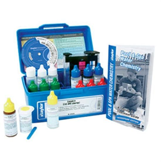 Taylor CL-FAS-DPD Test Kit-Aqua Supercenter Outlet - Discount Swimming Pool Supplies