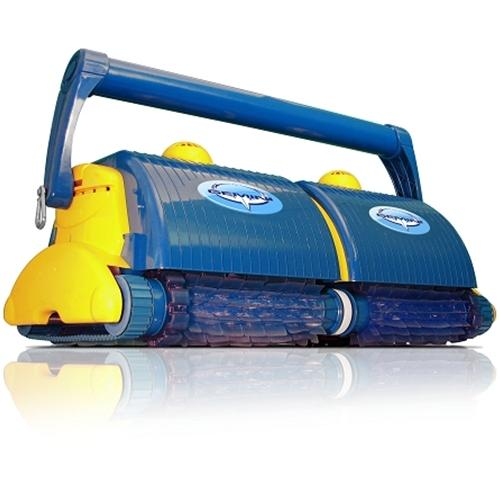 UltraMAX Gemini Commercial Pool Cleaner with Caddy & Remote-Aqua Supercenter Outlet - Discount Swimming Pool Supplies