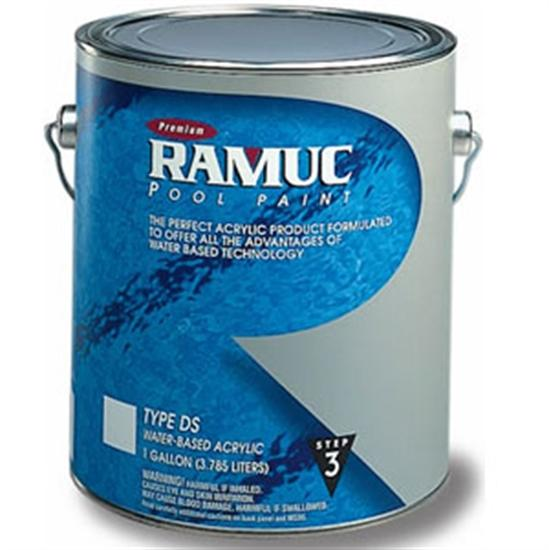 Water Based Type DS Acrylic Pool Paint - 1 Gallon - Dark Blue-Aqua Supercenter Outlet - Discount Swimming Pool Supplies