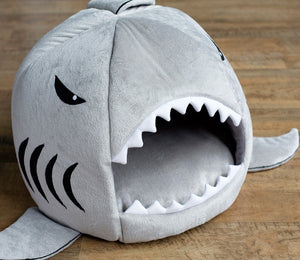 Shark Dog House (for small dogs)