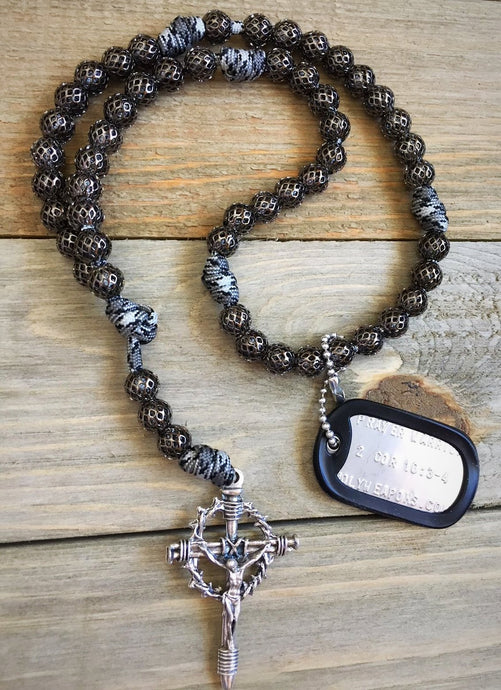 Multi-Camo Rosaries