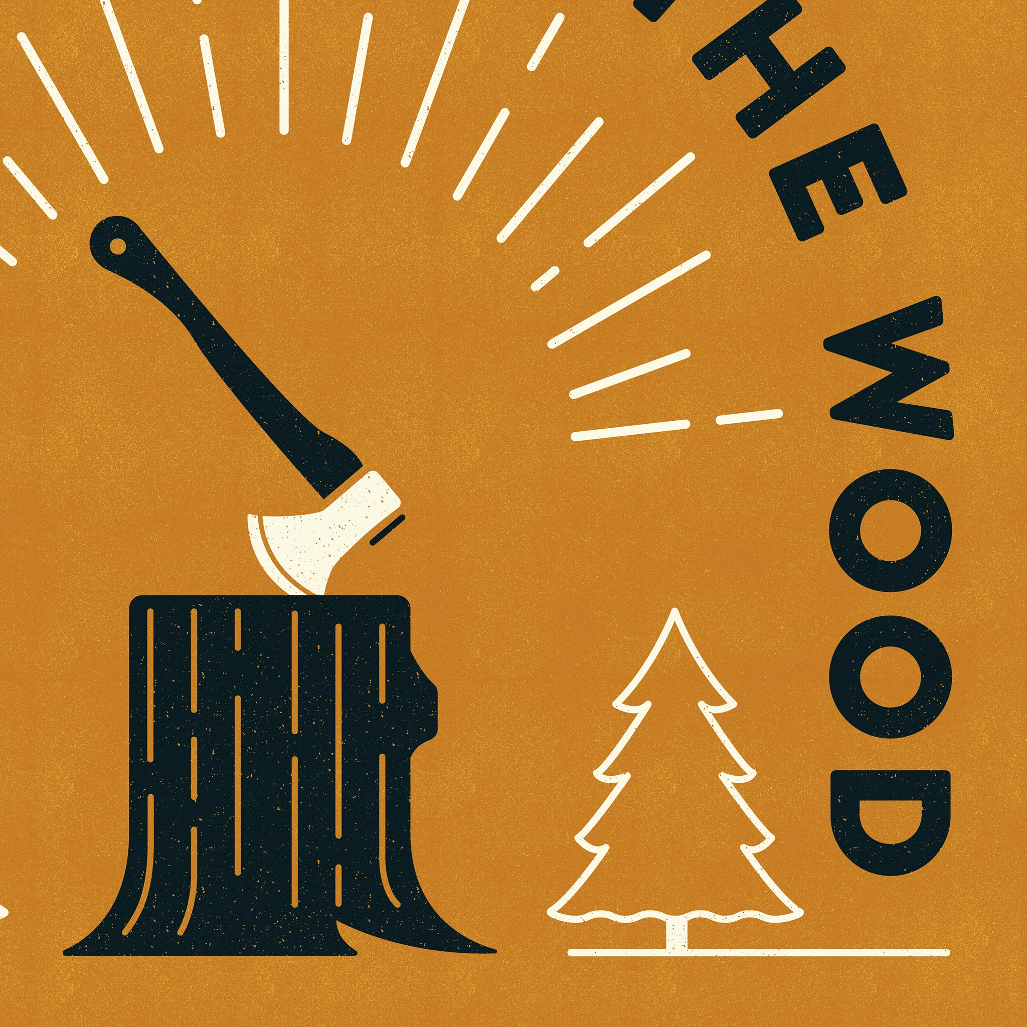 Those Who Chop The Wood - Gold