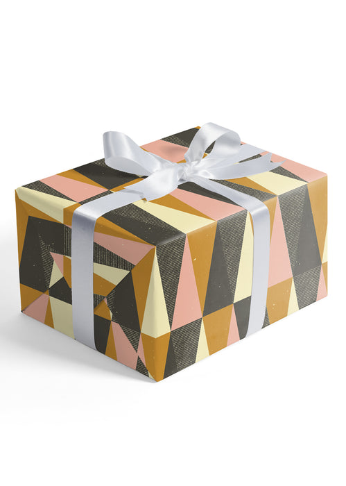 Geo Gift Wrap Pack (6 sheets)