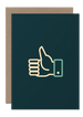 ICON CARD - THUMBS UP