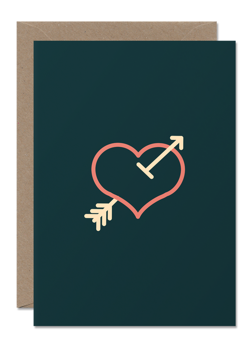 ICON CARD - HEART