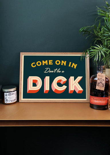 Come on in - Giclée Print