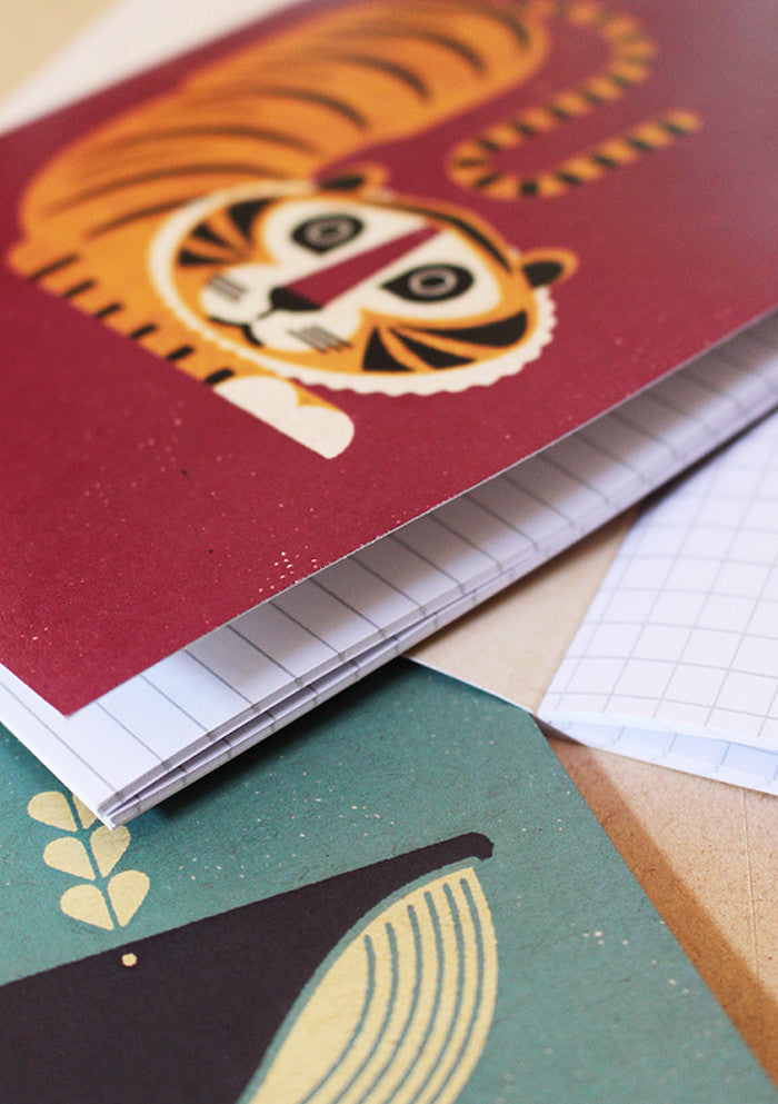 ANIMAL NOTEBOOK SET 1