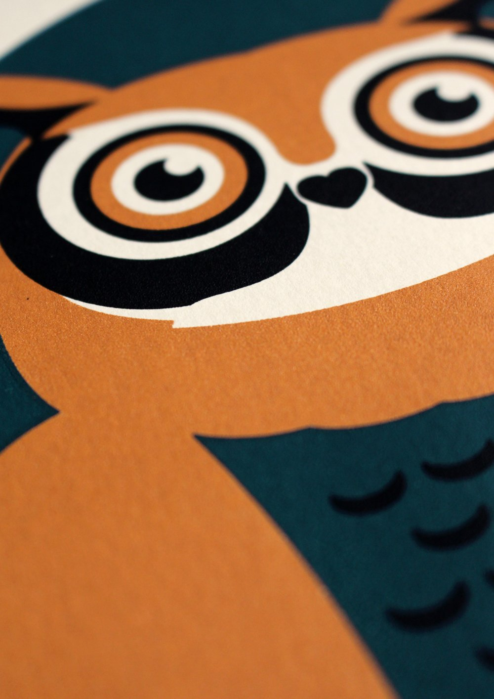 Night Owl - Giclée Print