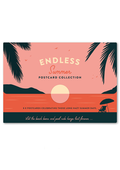 Endless Summer Postcard Set