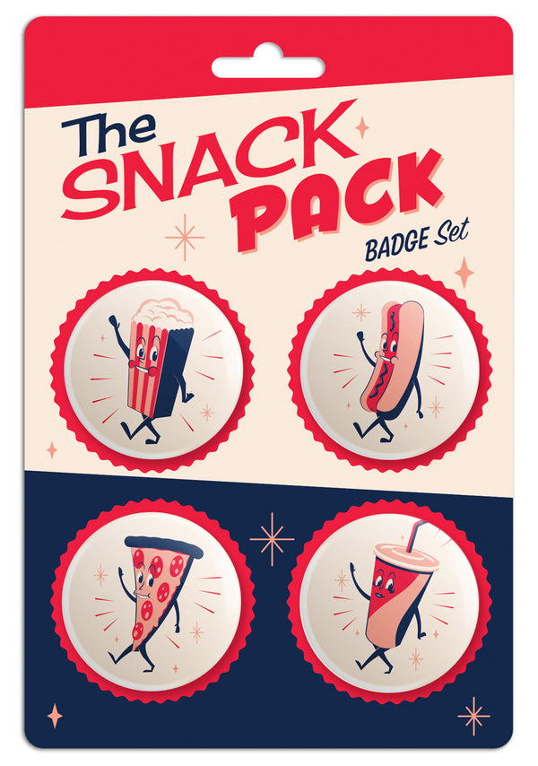 SNACK PACK PIN COLLECTION