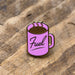 COFFEE - ENAMEL PIN