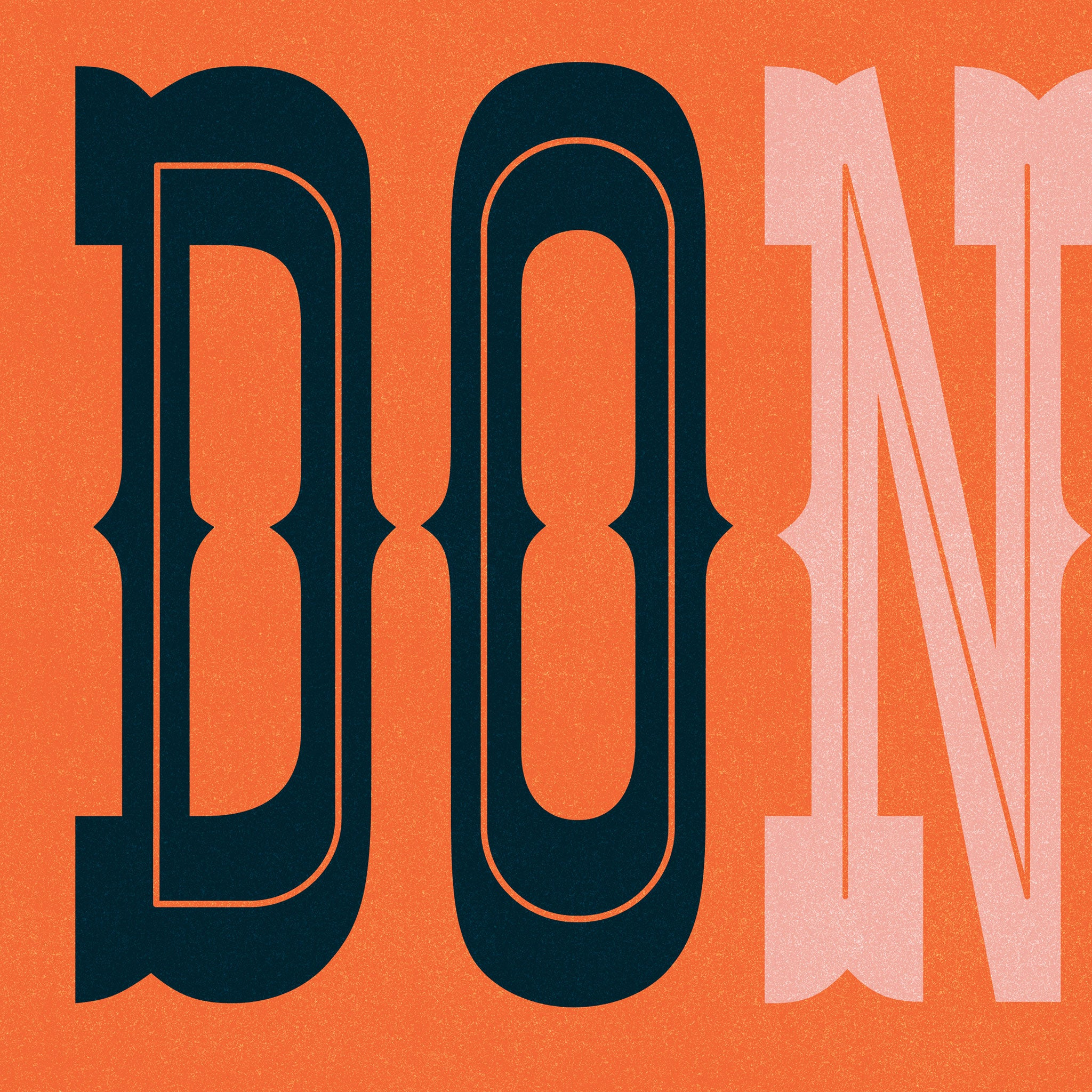 DON'T QUIT, DO IT! - Giclée Print