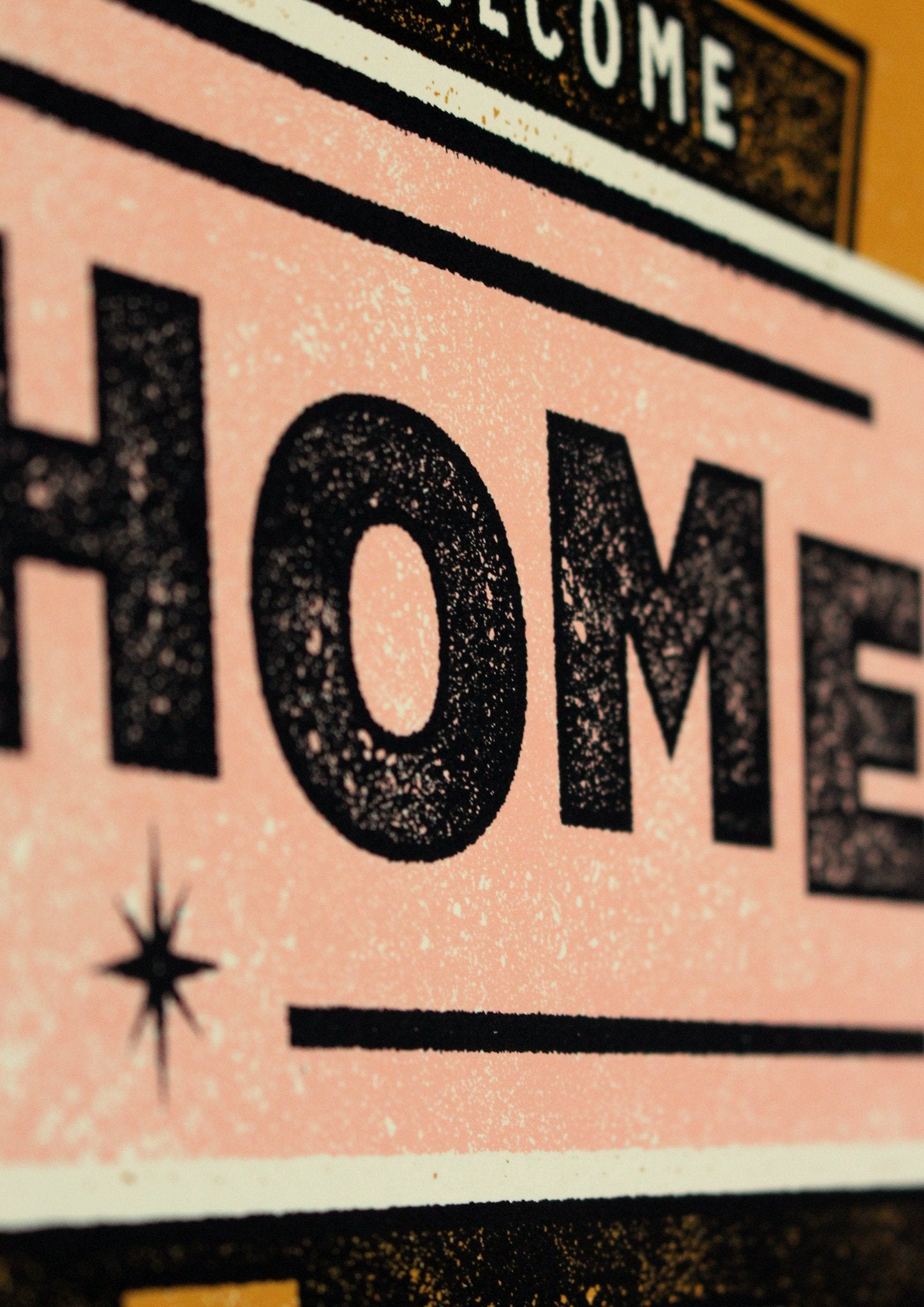 Welcome Home - Giclée Print